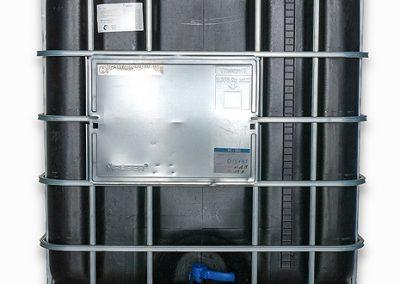 Container schwarz