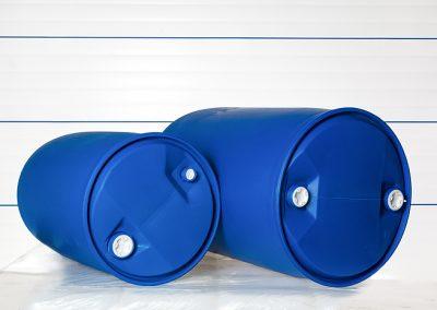 Spundfass PE 220 und 120 Liter