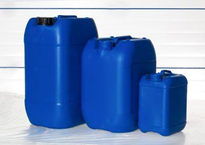 Kanister 5, 10, 20, 30 und 60 Liter